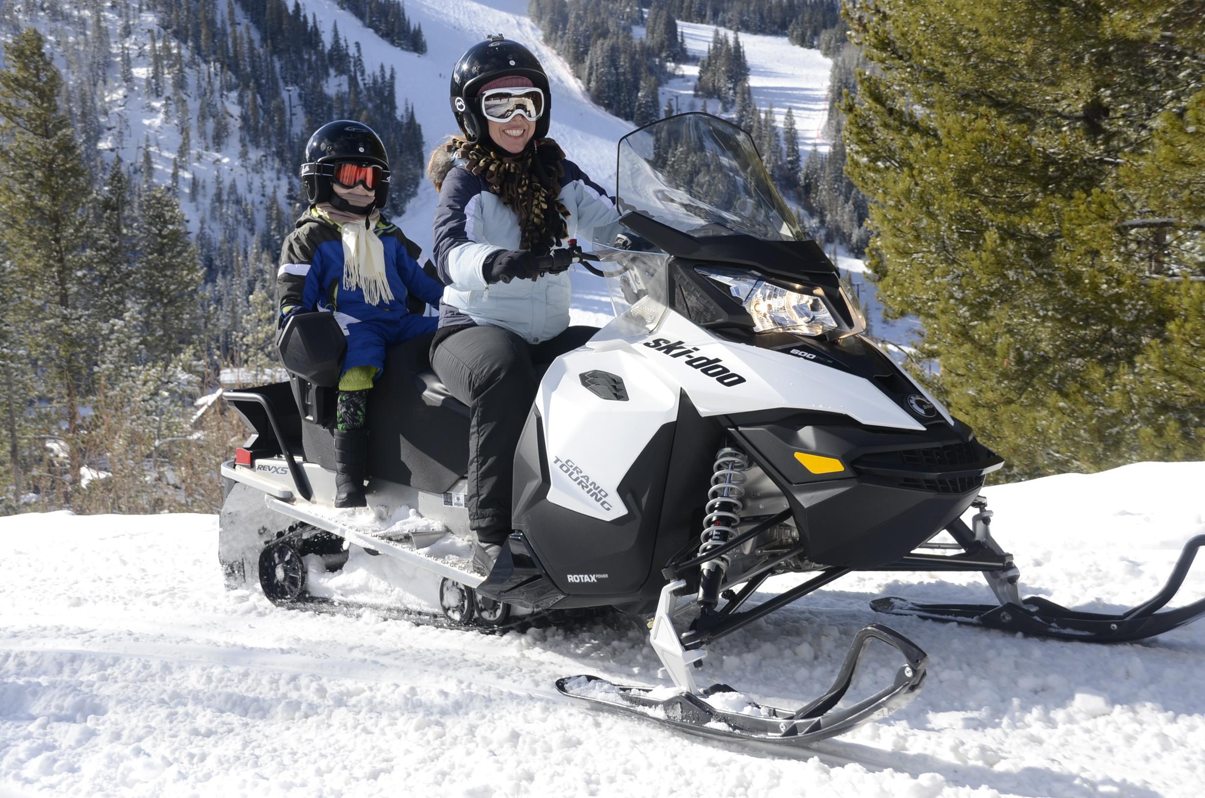 winter park guided snowmobile tours colorado grandadventures com